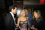 One Life To Live, Jason Tam with Ilene Kristen and Fiona Hutchison - Marcia Tovsky throws her annual party on May 9, 2013 with actors from One Life To Live and As The World for a get together at Noir in New York City, New York.  (Photo by Sue Coflin/Max Photos)