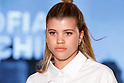 Sofia Richie walks down the runway during the Samantha Millennial Stars promotional event on April 27, 2017, Tokyo, Japan. The Japanese fashion and accessories brand is launching a new television commercial directed by Terry Richardson that features the five millennial models. (Photo by Rodrigo Reyes Marin/AFLO)
