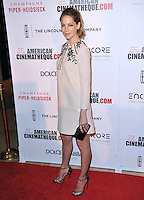 Michelle Monaghan at the 28th Annual American Cinematheque Award Gala honoring Matthew McConaughey at the Beverly Hilton Hotel.<br /> October 21, 2014  Beverly Hills, CA<br /> Picture: Paul Smith / Featureflash