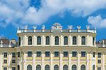 Europe, Austria, Vienna, Schonbrunn Palace Detail