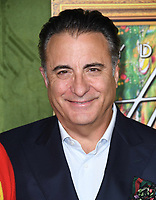 04 October 2018 - Los Angeles , California - Andy Garcia. &quot;My Dinner with Herve&quot; Los Angeles Premiere held at Paramount Studios.     <br /> CAP/ADM/BT<br /> &copy;BT/ADM/Capital Pictures