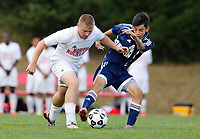 Suffern vs North Rockland boys Soccer - 092616