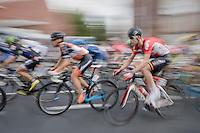 Frederik Frison (BEL/Lotto-Soudal) racing<br /> <br /> 101st Kampioenschap van Vlaanderen 2016 (UCI 1.1)<br /> Koolskamp › Koolskamp (192.4km)