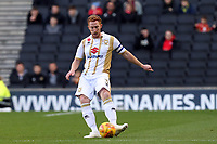 during MK Dons vs Macclesfield Town, Sky Bet EFL League 2 Football at stadium:mk on 17th November 2018