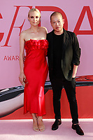 NEW YORK, NY - JUNE 3:  Diane Kruger and Jason Wu at the 2019 CFDA Fashion Awards at the Brooklyn Museum of Art on June 3, 2019 in New York City. <br /> CAP/MPI/DC<br /> ©DC/MPI/Capital Pictures