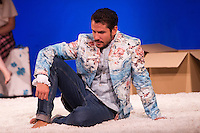 "Alejandro Albarracin during theater play of ""Los desvarios del veraneo"" at Teatro Infanta Isabel in Madrid. July 19, 2016. (ALTERPHOTOS/Rodrigo Jimenez) NORTEPHOTO.COM"