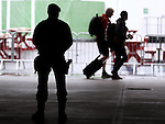 Brazilian security forces, <br /> AUGUST 10, 2016 -  : <br /> Rio 2016 Olympic Games in Rio de Janeiro, Brazil. <br /> (Photo by Sho Tamura/AFLO SPORT)