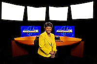 University Package - WCNC-TV anchor Sonja Gantt....Photo by: PatrickSchneiderPhoto.com