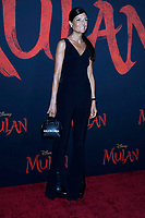 "LOS ANGELES - MAR 9:  Ruthie Davis at the ""Mulan"" Premiere at the Dolby Theater on March 9, 2020 in Los Angeles, CA"