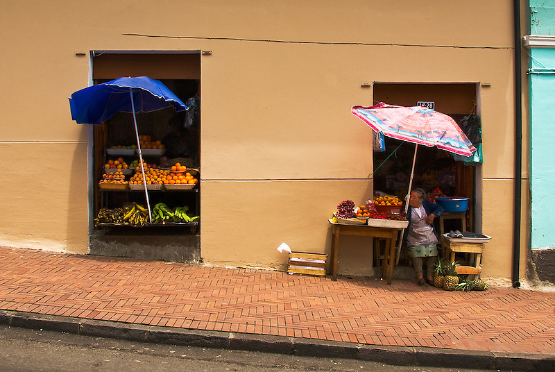 Fresh Fruit<br /> Quito, Ecuador