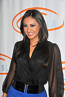 Francia Raisa at the 12th Annual Lupus LA Orange Ball at the Beverly Wilshire Four Seasons Hotel on May 24, 2012 in Beverly Hills, California. © mpi35/MediaPunch Inc.