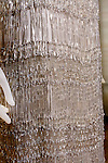 Amandine Florentine dress detail shown at the Catherine Martin and Muccia Prada Dress Gatsby display at Prada store in SOHO, NYC May 4, 2013.