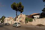 "Israel, Jerusalem, Ha-Neviim street (Street of the Prophets) in the ""Ethiopians neighborhood""<br />"
