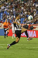 RIO DE JANEIRO, RJ, 23 DE FEVEREIRO 2012 - CAMPEONATO CARIOCA - SEMIFINAL - TAÇA GUANABARA - BOTAFOGO X FLUMINENSE - Herrera, jogador do Botafogo, durante partida contra o Fluminense, pela semifinal da Taça Guanabara, no estádio Engenhão, na cidade do Rio de Janeiro, nesta quinta-feira, 23. FOTO: BRUNO TURANO – BRAZIL PHOTO PRESS
