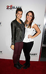 Kelley Missa & Kristen Alderson attend the Premiere of 23 Blast and Regal Cinemas Tneatre, New York City. (Photo by Sue Coflin/Max Photos)