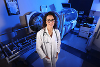 Jan. 25, 2018. Carlsbad. CA. USA | Dr Sharon Slowik with Tri-City wound care. |Photos by Jamie Scott Lytle. Copyright.