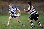 NELSON, NEW ZEALAND - Women's Rugby - Riwaka v Moutere RFC. Cooks Reserve, Motueka, New Zealand. Saturday 18 July 2020. (Photo by Chris Symes/Shuttersport Limited)