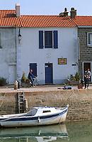 Europe/France/Pays de la Loire/85/Vendée/Ile de Noirmoutier: Le port