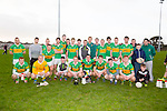 John Mitchel's winners of the St Brendans League Final against St Pats Blennervile at Caherslee GAA Ground on Friday