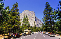 El Capitan in Yosemite National Park, California, USA