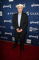 BEVERLY HILLS, CA - APRIL 12: Norman Lear, At the 29th Annual GLAAD Media Awards at The Beverly Hilton Hotel on April 12, 2018 in Beverly Hills, California. <br /> CAP/MPI/FS<br /> &copy;FS/MPI/Capital Pictures