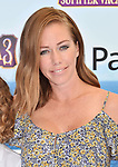 WESTWOOD, CA - JUNE 30:  Kendra Wilkinson attends the Columbia Pictures and Sony Pictures Animation's world premiere of 'Hotel Transylvania 3: Summer Vacation' at Regency Village Theatre on June 30, 2018 in Westwood, California.