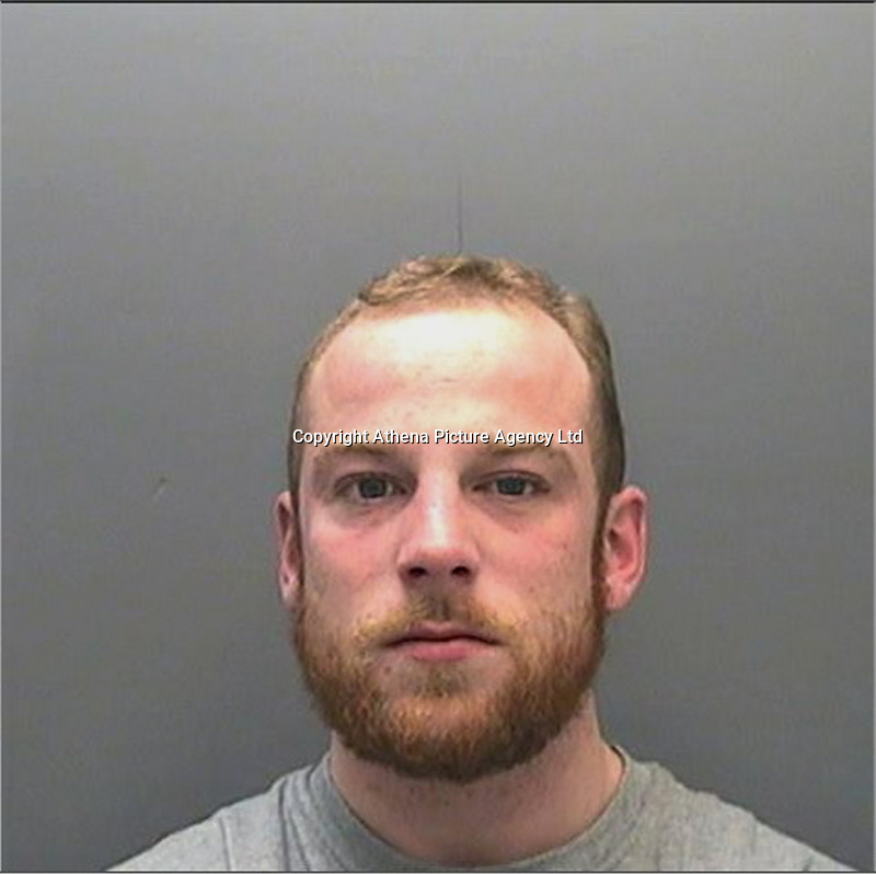 "Pictured: Handout picture of Nicholas Darkes<br /> Re: Drink-driver Nicholas Darkes has been jailed for six years for causing a crash which killed his friend Adam McGuire.<br /> 26 year old Darkes, from Neath, south Wales, had previously admitted causing his friend's death by careless driving while over the limit.<br /> 36 year old Mr McGuire, 36, died at the scene and Darkes' father Neil suffered fractures to his neck and ribs.<br /> Darkes, who was a learner driver, was two-and-a-half times the drink-drive limit, Cardiff Crown Court heard.<br /> He was believed to have been driving between 60mph and 70mph when he crashed in the  Caerau area of Maesteg, on 10 January 2018.<br /> He was seen by witnesses climb out of a car window and flee the scene on foot, leaving his passengers behind.<br /> Ryan McGuire, the brother of one of the deceased told the court he thought Darkes was ""a coward""."