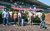 Germaine's Rose winning at Delaware Park on 7/31/17