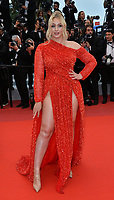 "CANNES, FRANCE. May 18, 2019: Iskra Lawrence at the gala premiere for ""The Most Beautiful Years of a Life"" at the Festival de Cannes.<br /> Picture: Paul Smith / Featureflash"