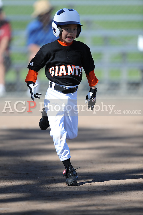 The Farm Giants of Pleasanton National Little League  March 28, 2009.