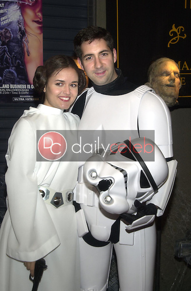 Danica McKellar and boyfriend Mike