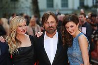 Kirsten Dunst, Viggo Mortensen, Daisy Bevan at the Two Faces Of January - UK film premiere held at the Curzon Mayfair, London. 13/05/2014 Picture by: Henry Harris / Featureflash