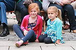 Roisin and Aoife Milne at the 2010 Beat on the Boyne...Photo NEWSFILE/Jenny Matthews.(Photo credit should read Jenny Matthews/NEWSFILE)....This Picture has been sent you under the condtions enclosed by:.Newsfile Ltd..The Studio,.Millmount Abbey,.Drogheda,.Co Meath..Ireland..Tel: +353(0)41-9871240.Fax: +353(0)41-9871260.GSM: +353(0)86-2500958.email: pictures@newsfile.ie.www.newsfile.ie.FTP: 193.120.102.198.