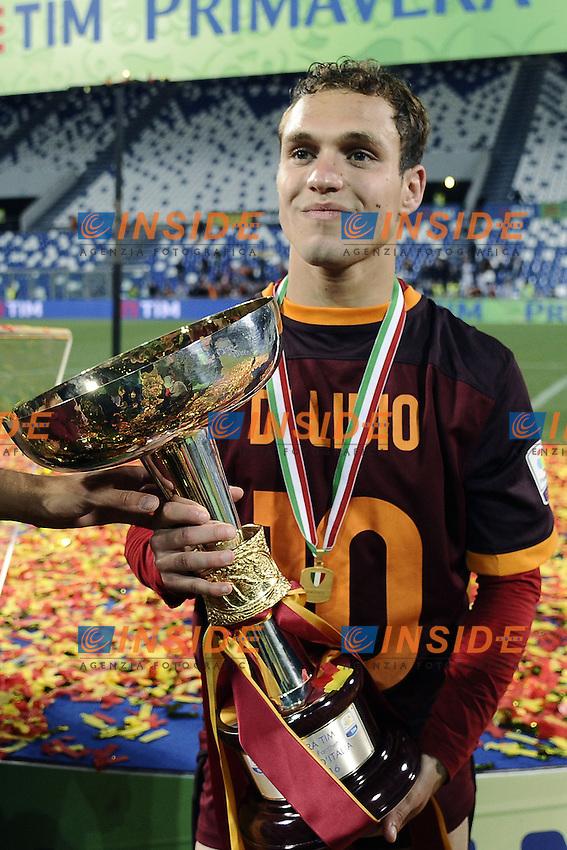Reggio Emilia 04-06-2016 - finale Campionato Primavera / Roma-Juventus / foto Daniele Buffa/Image Sport/Insidefoto<br /> nella foto: Lorenzo Di Livio