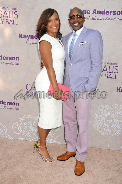 6 June 2015 - Los Angeles, California - Nina Packer, Will Packer. 14th Annual Chrysalis Butterfly Ball held at a Private Residence. Photo Credit: Byron Purvis/AdMedia