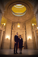 Kelly and Greg's San Francisco City Hall Wedding