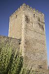 Castle, Mertola, Alentejo, Portugal
