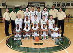 12-11-15, Huron High School boy's varsity basketball team