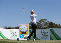 Simon Dyson (ENG) shots a 68 and is T3 after Round Two of The Tshwane Open 2014 at the Els (Copperleaf) Golf Club, City of Tshwane, Pretoria, South Africa. Picture:  David Lloyd / www.golffile.ie