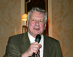 Brian Murray Attending the Sixty-Ninth Annual Drama League Awards Luncheon at the Grand Hyatt Hotel in<br />New York City.<br />May 9, 2003