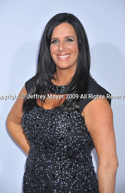 HOLLYWOOD, CA. - October 13: Patti Stanger arrives at the 2009 Fox Reality Channel Really Awards at the Music Box at the Fonda Theatre on October 13, 2009 in Hollywood, California.