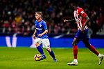 Iker Muniain Goni of Athletic de Bilbao in action during the La Liga 2018-19 match between Atletico de Madrid and Athletic de Bilbao at Wanda Metropolitano, on November 10 2018 in Madrid, Spain. Photo by Diego Gouto / Power Sport Images