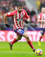 Atletico de Madrid's Diego Costa during La Liga match. January 6,2018. (ALTERPHOTOS/Acero) /NortePhoto.com NORTEPHOTOMEXICO