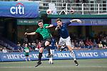 HKFC Chairman's Select (in blue) vs Yau Yee League Masters (in green), during their Masters Tournament match, part of the HKFC Citi Soccer Sevens 2017 on 27 May 2017 at the Hong Kong Football Club, Hong Kong, China. Photo by Marcio Rodrigo Machado / Power Sport Images