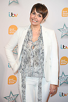 Sally Bee<br /> arrives for the Good Morning Britain Health Star Awards 2016 at the Park Lane Hilton, London<br /> <br /> <br /> &copy;Ash Knotek  D3107 14/04/2016