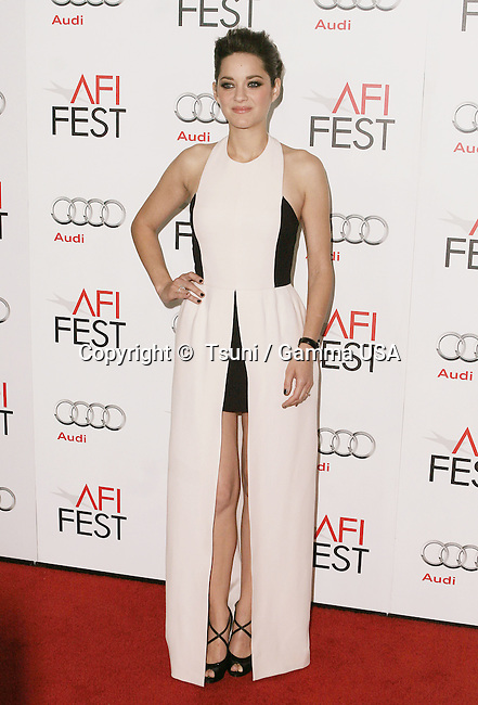 a_Marion Cotillard _05 at the Rust and Bone Premiere at the AFI Festival at the Chinese Theatre In Los Angeles.