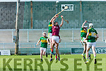 Allianz Hurling League Division 1B KERRY V  GALWAY at Austin Stack Park, Tralee on Sunday