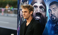 "LOS ANGELES, CA, USA - APRIL 16: Aaron Carter at the Los Angeles Premiere Of Open Road Films' ""A Haunted House 2"" held at Regal Cinemas L.A. Live on April 16, 2014 in Los Angeles, California, United States. (Photo by Xavier Collin/Celebrity Monitor)"