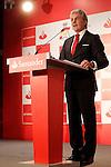 Enrique Garcia Candelas, director of Retail Banking Spain of Banco Santander during the gala Santander  Karting Champions 2012..(Alterphotos/Acero)