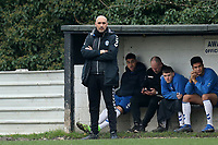 Woodford Town Manager Dee Safer during Leyton Athletic vs Woodford Town, Essex Senior League Football at Wadham Lodge Sports Ground on 1st December 2018